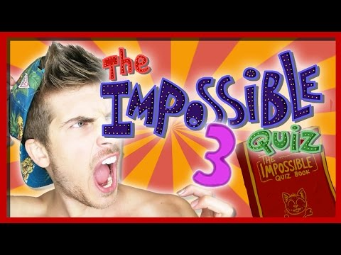 THE IMPOSSIBLE QUIZ 3!? | The Impossible Quiz Book [Chapter 1]