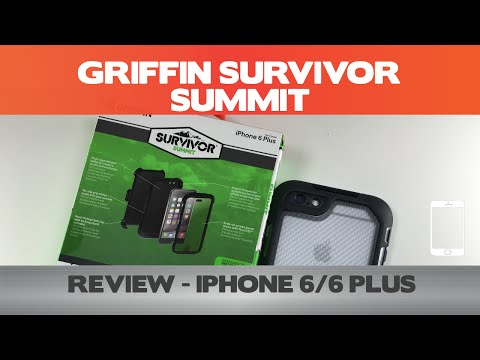 Drop it from a 10 ft Summit? - Griffin Summit Review - iPhone 6 (s+)
