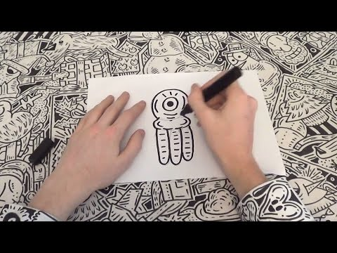 How To Doodle A Jellyfish