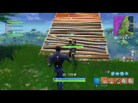 OMG PLAYING THE NEW MODE Fornite