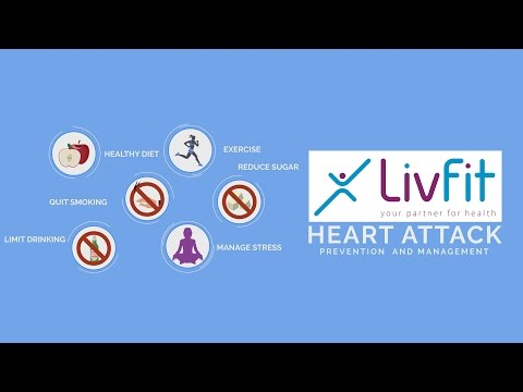 Heart Attack Prevention & Management I 3D Animation