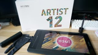 Veikk S640 osu! tablet review | A Rival to XP-Pen and Wacom