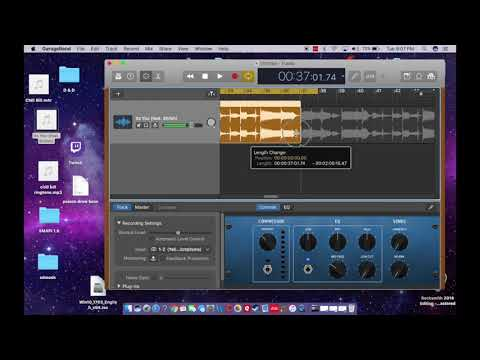How To Add Ringtones to iPhone (using Mac and Garage Band on iOS 11)