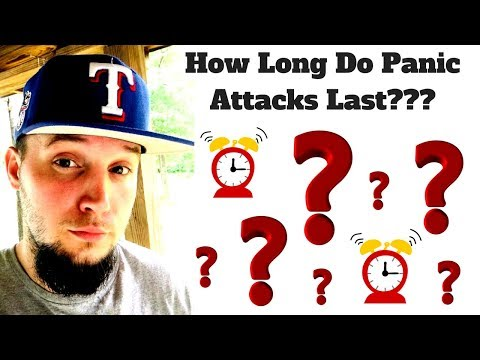 How Long Do Panic Attacks Last? (MAY SURPRISE YOU!)