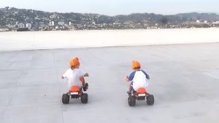 The Time We Rode Bikes On The Roof (Day 792)