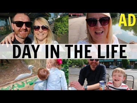 DAY IN THE LIFE: Summer Hometown Tour! #AD