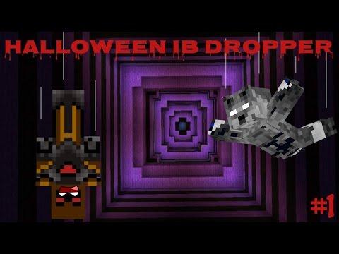 Minecraft PE Halloween Dropper Map