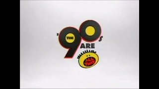 "July 25, 2011 TeenNick ""The '90s Are All That"" commercials, promos & credit sequences"