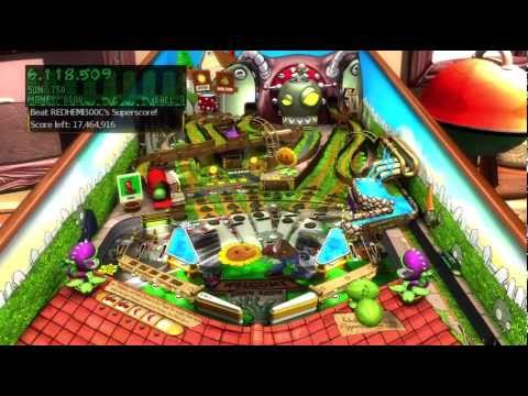 Plants Vs Zombies Pinball FX2 Xbox 360