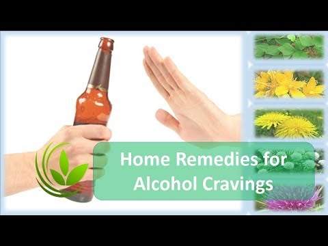 Home Remedies for Alcohol Cravings