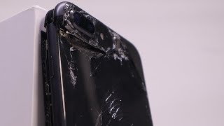 FREE Destroyed iPhone 8 Plus - Can it be Restored?