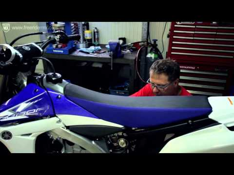 The FMX Project - Part Two 'Blue Note' - Yamaha YZ450F