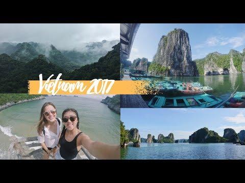 Vietnam Travel Vlog: Hanoi, Ha Long Bay, Cat Ba Island