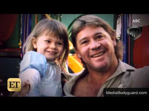 Bindi Irwin opens up about losing her dad at young age