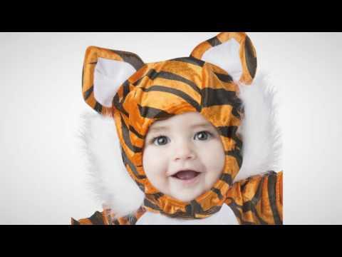 Halloween Costumes: Baby Tiger Tot Costume