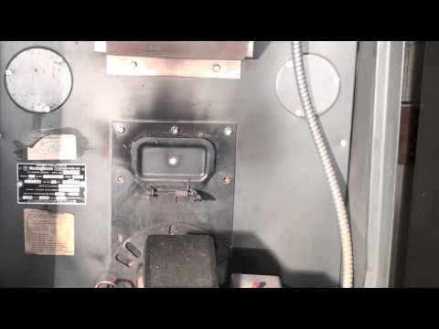 Troubleshoot the plugged vent and heat exchanger on the oil furnace