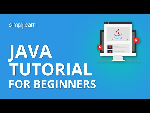 Java Tutorial For Beginners | What is Java | Why Java | Where Java is Used