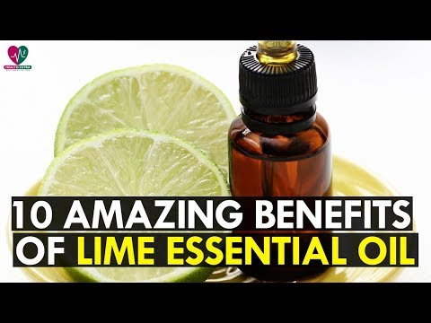 10 Impressive Benefits of Lime Essential Oil