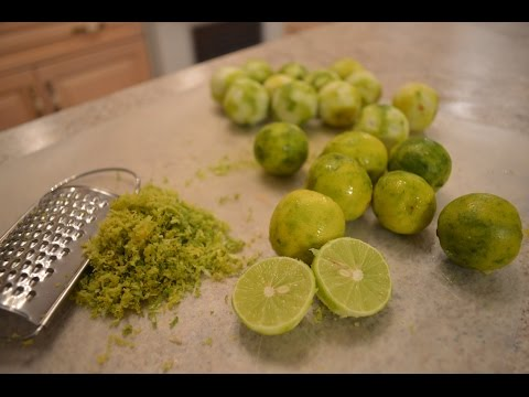 Mexican Key Limes at Harvest Barn Country Markets: What I Say About Food