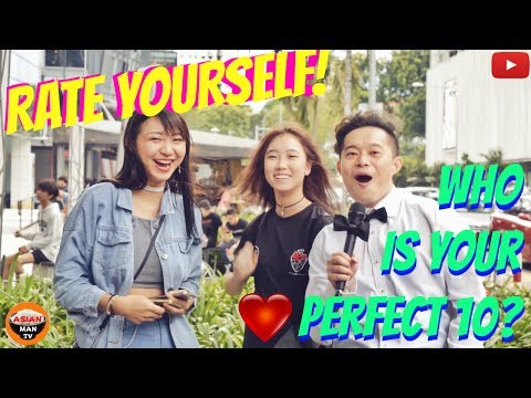 Rate Yourself! | Asian Man TV