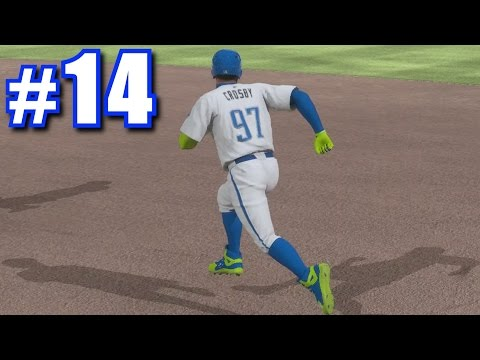 117 SPEED! | MLB 15 The Show | Road to the Show #14