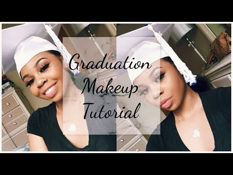 GRADUATION DAY MAKEUP | CrySTYLE Beauty