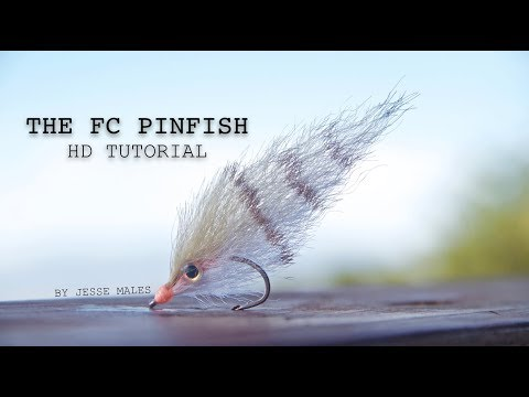 The Perfect Pinfish Fly Tying Tutorial