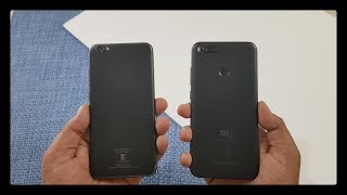 Mi A1 vs ViVo V5s Camera Comparison | Sample Shots!