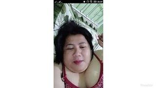 Bigo live tante hot indonesia