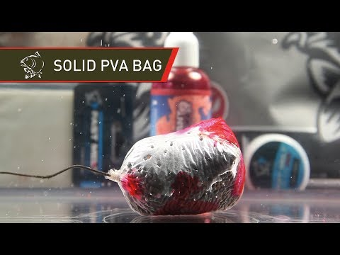 How to make the PERFECT solid PVA BAG - Nash Knowhow