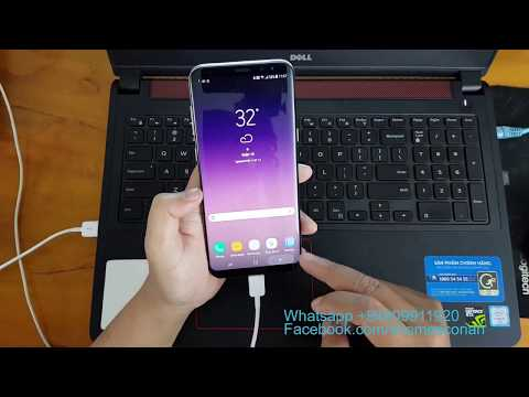 Remove google account FRP Samsung Galaxy S8 Plus G9550 G9550Z Hongkong