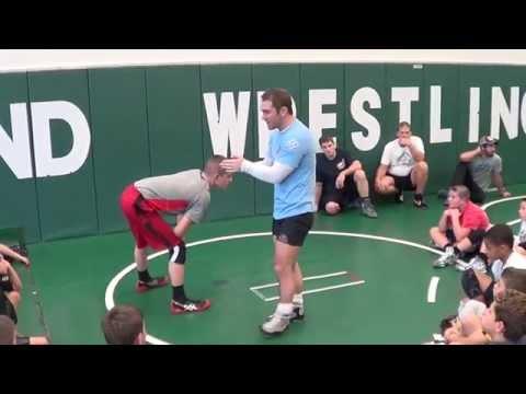 Jesse Leng - Defending double leg takedown - Funk Role