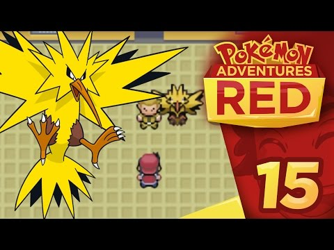 Pokemon Adventures: Red Chapter - Part 15 - The Silph Company!