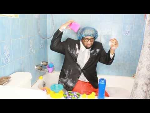 Wash My Body Song - Cameron J. @TheKingOfWeird