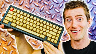 The ALL-METAL Keyboard