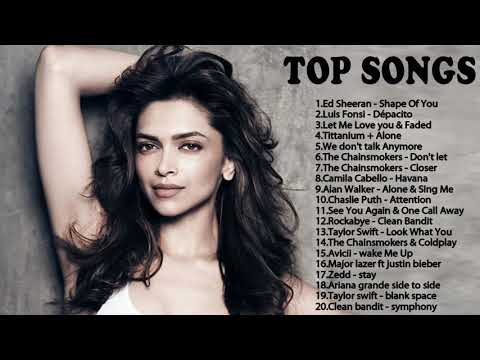 Top 2019 hits - BEST ENGLISH SONGS 2018 Playlist -Popular Song Music