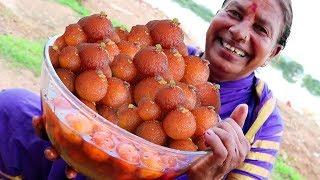 Gulab Jamun recipe || Khoya Paneer Gulab Jamun recipe || गुलाब जामुन बनाने का आसान तरीका