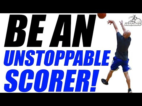 4 UNGUARDABLE Basketball Moves! Shots That Work EVERY TIME!