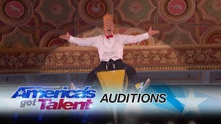 Bello Nock: Circus Performer Thrills From Towering Heights - America