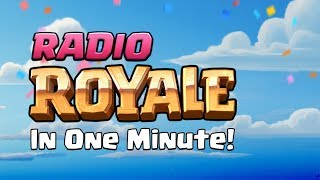 "Radio Royale Recap - ""Our Loudest Game Mode yet"" in Under 1 Minute!"