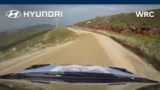 Hyundai i20 WRC: Máxima emoción a bordo