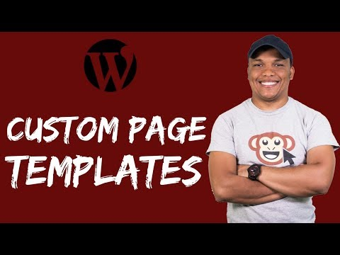 How to Create Custom WordPress Page Templates with Custom Post Types & Custom Fields