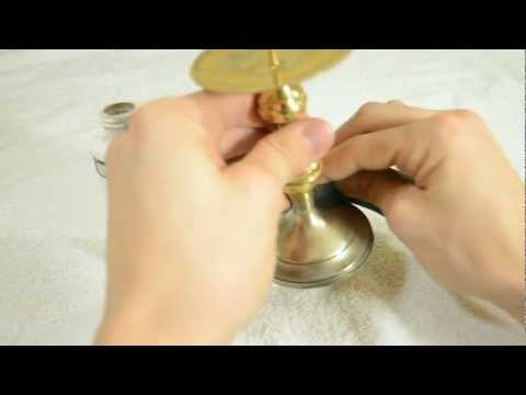 How to polish silver in your home