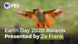 If The Earth Gave Earth Day Awards | Presented by Ze Frank of True Facts