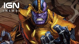 Avengers: Infinity War Writers Gave Thanos These Winning Villain Traits - IGN News