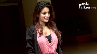 Munna Michael Actress Nidhhi Agerwal Spotted In Bandra