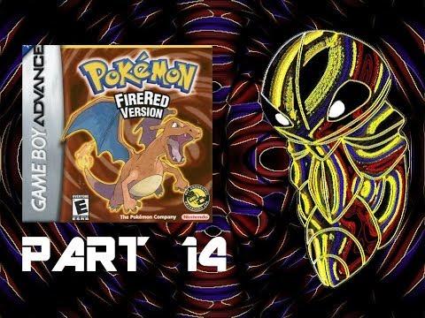 Pokemon Fire Red Kakuna Solo Run Part 14 Sevii Islands 1-6