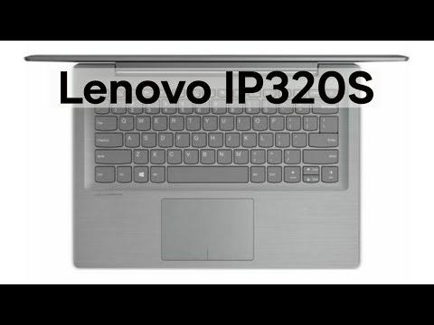 Lenovo IP320S Unboxing - 2018 model Notebook