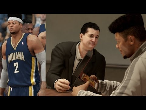 NBA 2K14 PS4 MyCareer - Thirsty Agent x Turnovers Everywhere!