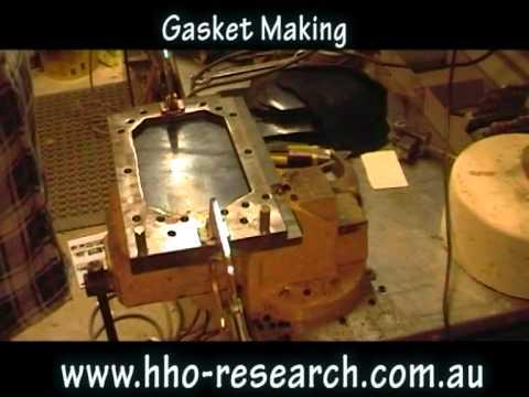 New Gasket Making for Hydrogen Cells